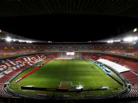 Esporte japonês começa a voltar aos poucos. EFE/Francisco Guasco