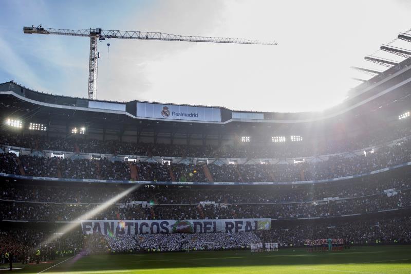 Le Real Madrid transforme son stade en entrepôt de matériel médical — Coronavirus