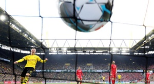 El Bayern vuelve a ser el líder de la Bundesliga. EFE