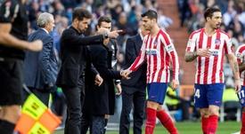 Futebol espanhol propõe fazer cinco substituições por equipe. EFE/ Rodrigo Jimenez