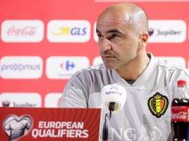 Martínez will renew his contract. EFE