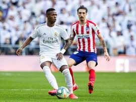 Le maire de Madrid tacle le Real et fait l'éloge de l'Atletico. efe