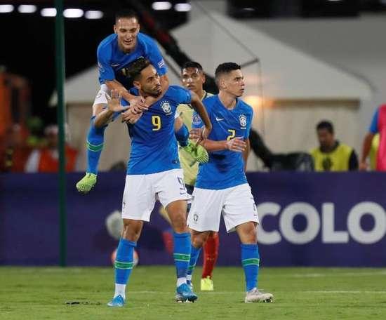 Cunha, autre option de l'Inter pour remplacer Lautaro. EFE