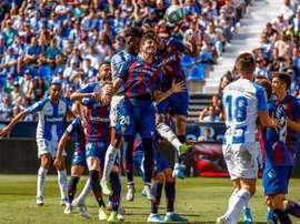 Le FC Séville note le nom de Campaña. EFE