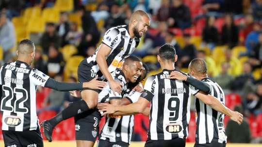 Un Cuarta División eliminó en los penaltis a Atlético Mineiro. EFE