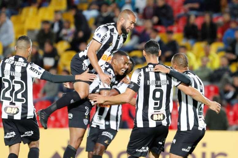 Atlético Mineiro busca reforço para a zaga. EFE/Mauricio Dueñas Castañeda/Archivo