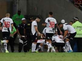 Vasco ainda não definiu perfil de novo treinador. EFE