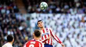 Morata prêt pour Liverpool. EFE