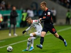 El RB Leipzig cayó. EFE