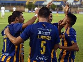 Sportivo Luqueño quiere sentenciar a Mineros en casa. EFE