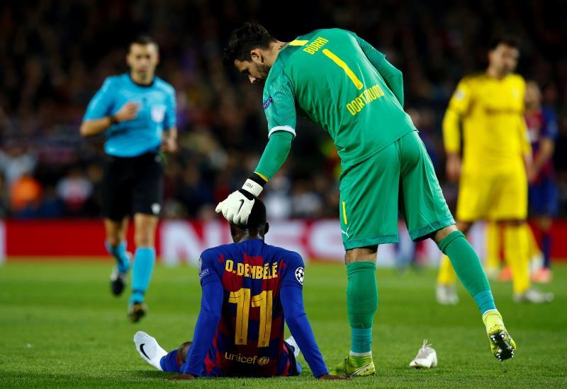 Officiel : Dembélé absent 6 mois, le Barça va pouvoir recruter