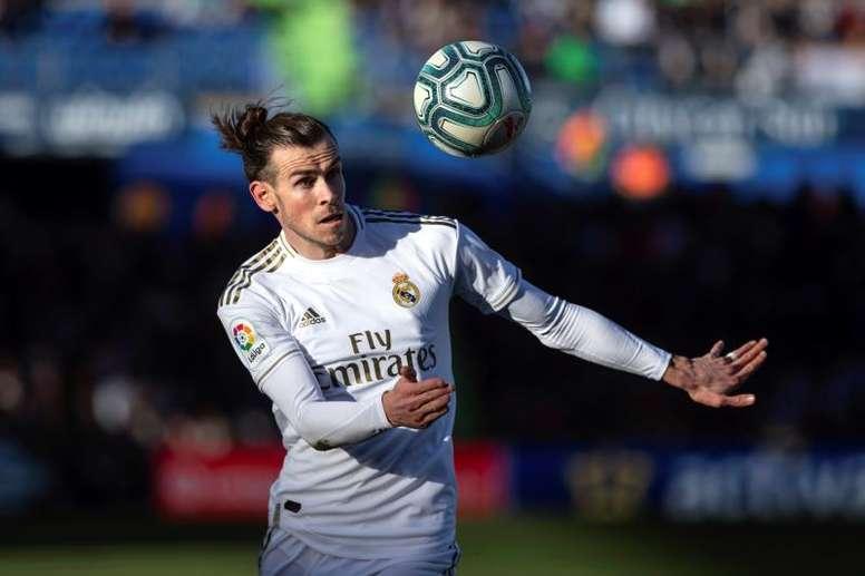 Berbatov habló sobre el futuro de Gareth Bale. EFE/Archivo