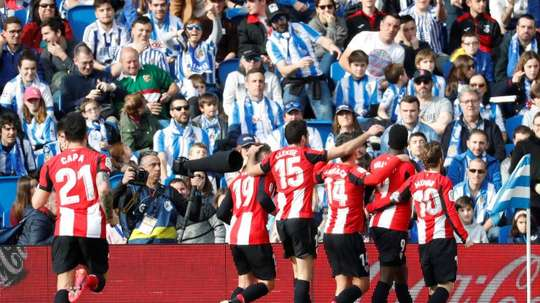 Athletic and Real Sociedad agree to delay the final until supporters can attend. EFE