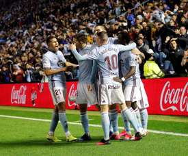 Un joueur de Celta Vigo a reçu une forte amende. EFE