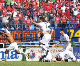 Comunicaciones es más líder del Clausura. EFE/Luis Soto/Archivo