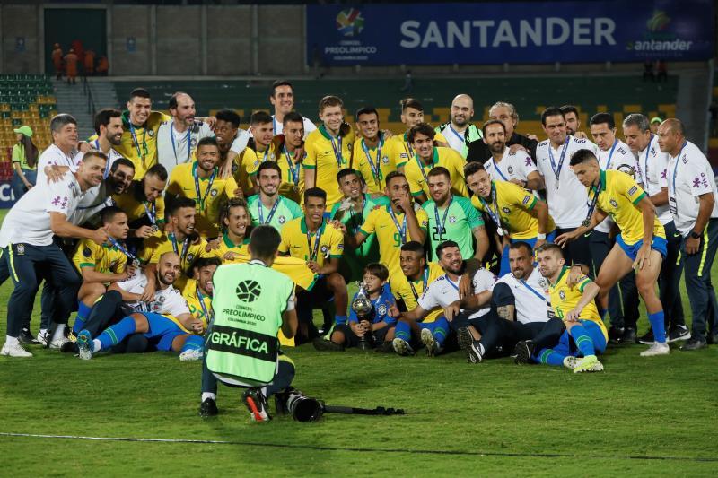 Se acabó la ilusión olímpica de la Selección Colombia sub 23