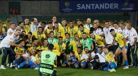 Brasil irá a los Juegos. EFE