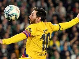 Maxi Rodríguez espera por Messi. EFE
