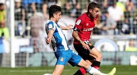 El Sevilla se suma al Milan en la puja por Marc Roca. EFE