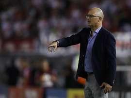 Deportivo Cali será el primer rival de la historia internacional de River Plate. EFE