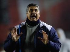 Santiago Escobar pretende darle un disgusto a Lanús. EFE/Archivo