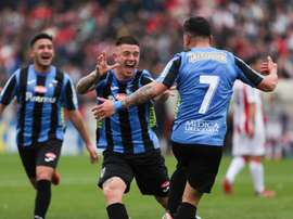 Liverpool de Montevideo será el rival del modesto Llaneros. EFE/Archivo