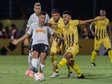 Guaraní ganó 1-0 a Corinthians en la ida. EFE/Archivo