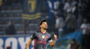 Shakhtar Donetsk - Benfica: onzes iniciais confirmados. AFP