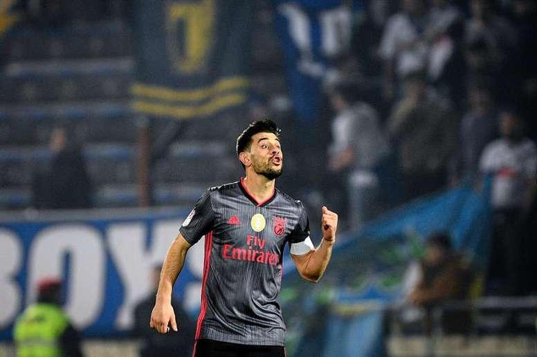 Prováveis escalações de Famalicão e Benfica. EFE