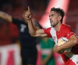 Argentinos derrotó 2-1 a Central. EFE/Juan Ignacio Roncoroni
