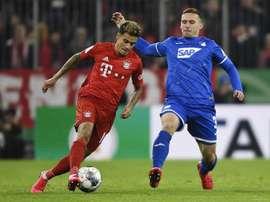 Cafú conseille à Coutinho de rester au Bayern. EFE