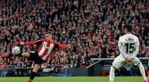 Athletic larga na frente por vaga na final da Copa do Rei. EFE