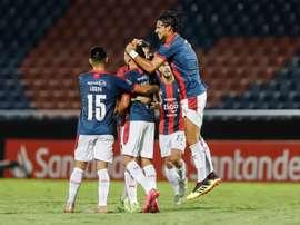 Cerro Porteño, clasificado para la tercera fase de la Libertadores. EFE