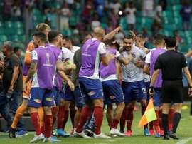 Palmeiras veut recruter Gregore. EFE