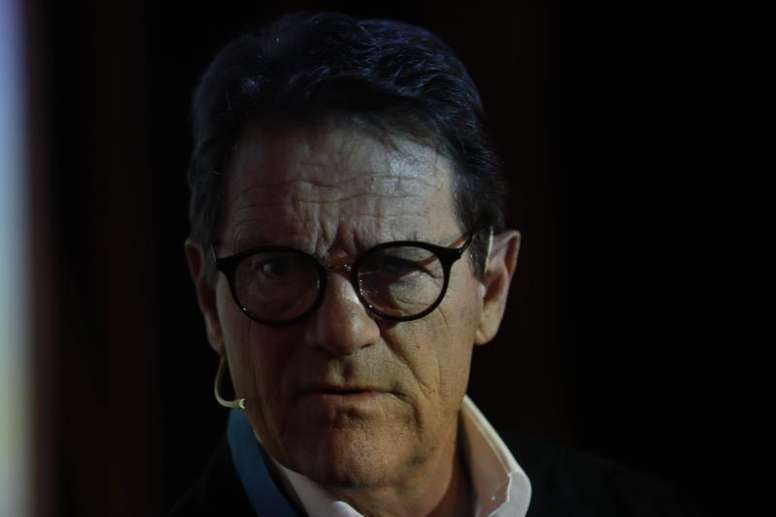 Capello talked about Barca in the Bilbao International Football Summit. EFE