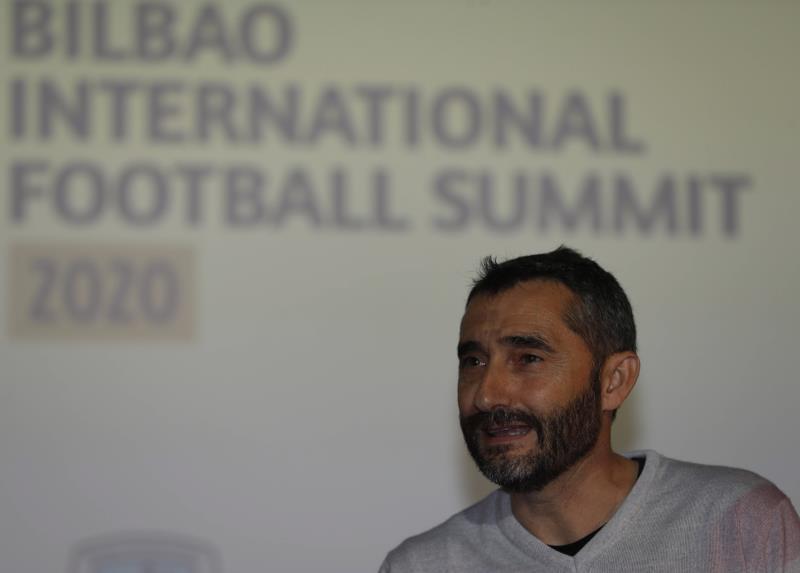 Ernesto Valverde no le guarda rencor al Barcelona