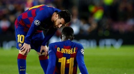 Le Barça a le feu vert pour recruter son joker. EFE