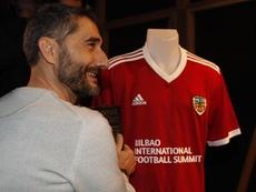 Valverde fue uno de los invitados al BIFS'20. EFE