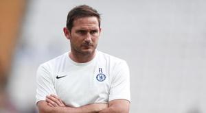 Lampard, indigné après Chelsea-United. EFE