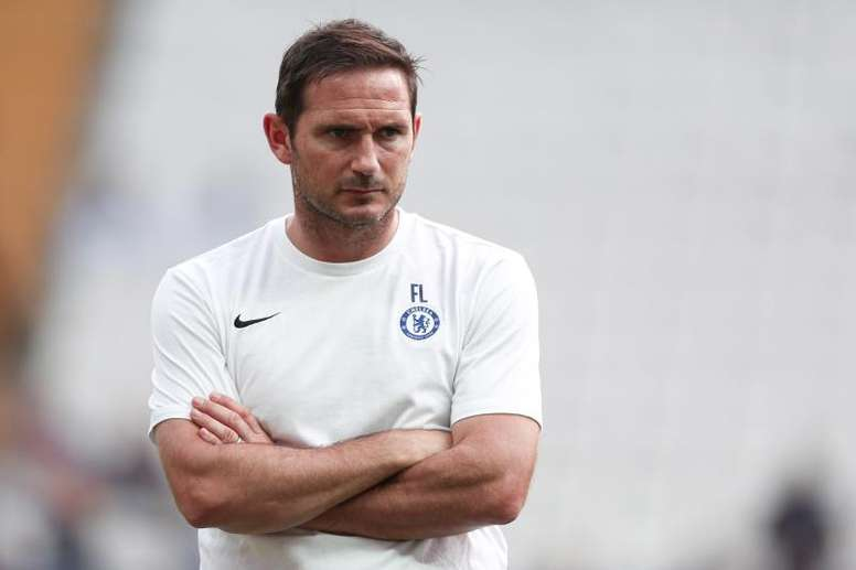 Lampard pleased with Kepa's response after dropping world's most expensive goalkeeper. EFE