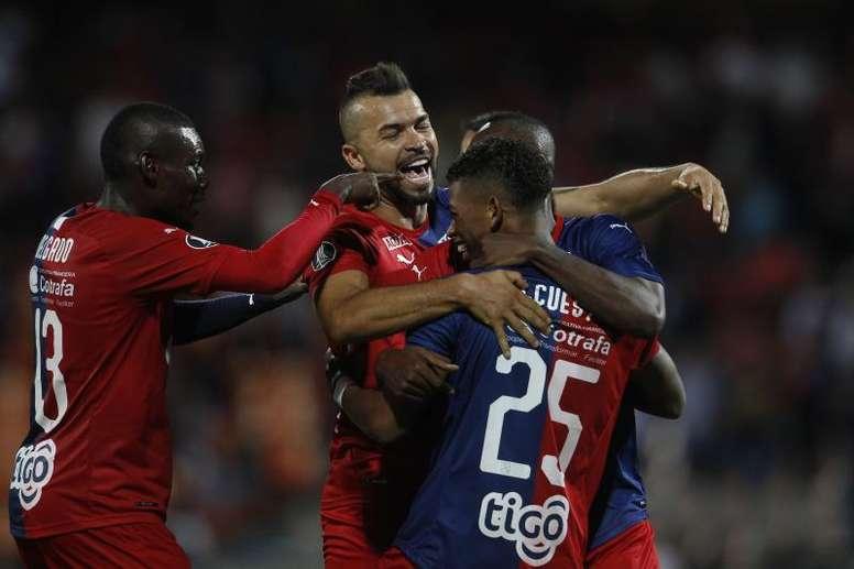 DIM jugará contra Atlético Tucumán un puesto en la fase de grupos. EFE/Archivo