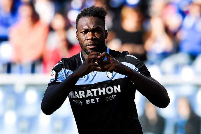 Caicedo sigue negándose a ir a la Selección. EFE/Simone Arveda