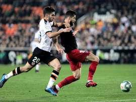 Le Real Madrid se lance à la poursuite de Ferran Torres. EFE