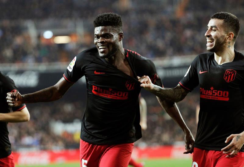 Un concurrent de taille pour Arsenal — Thomas Partey