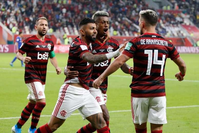 Jorge Jesus se enfrenta a Dorival Júnior. EFE