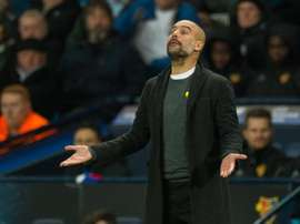 City insiste, Guardiola restera au club. EFE