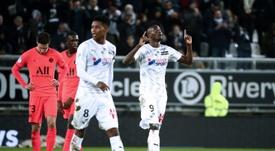 Amiens et le PSG se quittent sur un nul au bout d'un match fou. GOAL