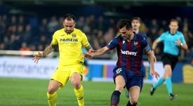 El Villarreal se enfrenta al Maccabi Tel Aviv en Europa League. EFE