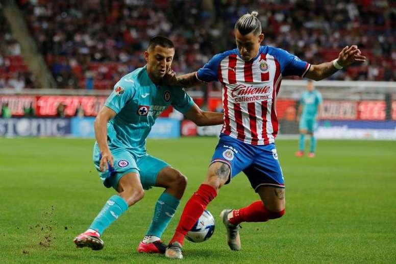 Antuna y Calderón jugarán con el Sub 20. EFE