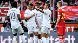 Le Bayern se venge sur Cologne. FE/EPA/SASCHA STEINBACH